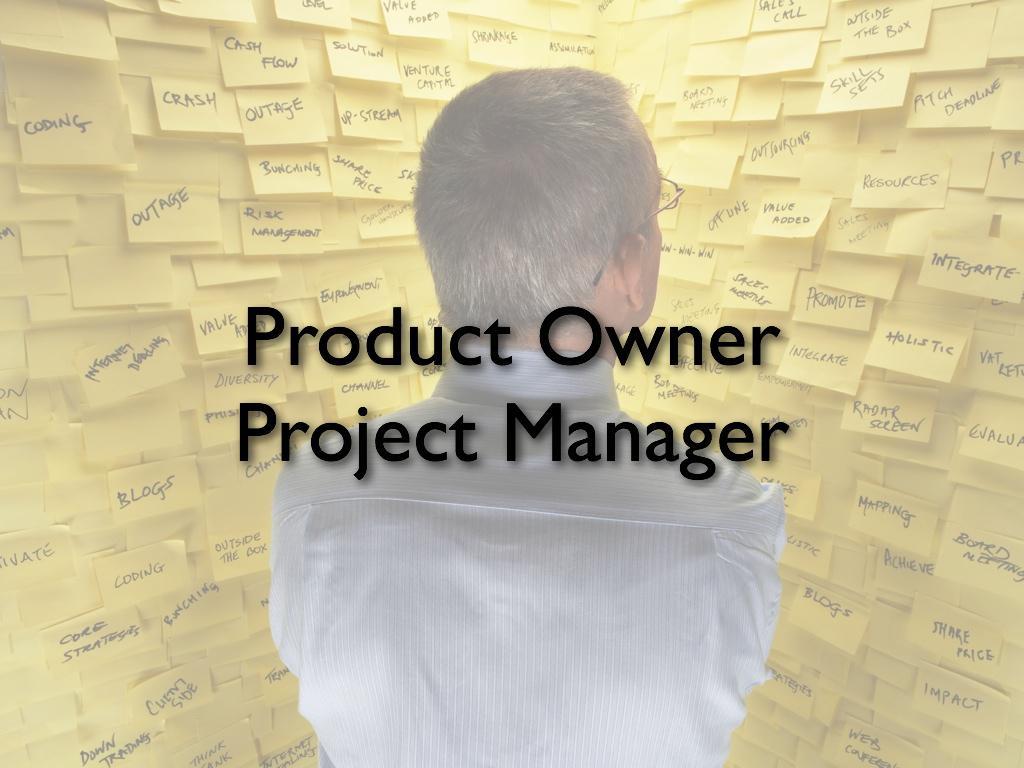 Product Owner / Product Manager